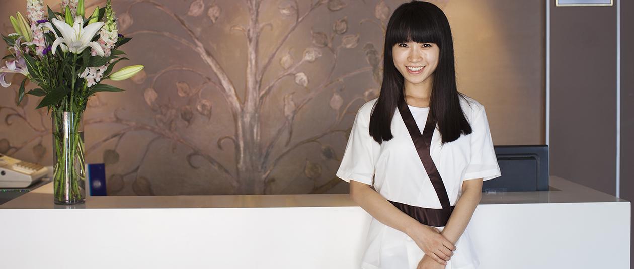 Gallery jml uniforms for Spa uniform singapore